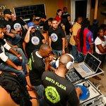 BUM SQUAD DJs - Belize Chapter Live at D Wing Stop