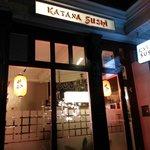 Katana Sushi @ night