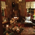 Living/ Gathering Room area...very cozy & intimate