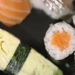 sushi y makis