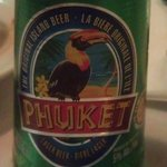 This beer explains their interior design wonderful plants and Phuket Pizza Hut