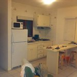 kitchen in our apartment