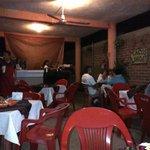 View of inside Taco Lindas