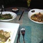Food at Starfish Bloo