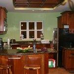Kitchen-spotless!