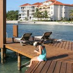 Dock at Grand Caribe