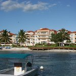 Grand Caribe picture from dock
