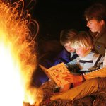 Fairytales at the campfire