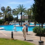 main pool area, lovely x