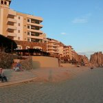 Grand Solmar from beach