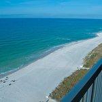 Balcony view from Pelican Beach Resort