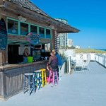 Tiki Bar at Pelican Beach Resort
