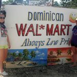 Walmart on the Dune Buggy Tour