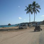 Dune Buggy Tour private beach
