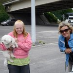 Bike riding & meeting the locals