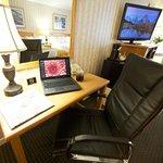 Desk & Chair inroom