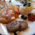 Breakfast. So good!