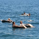 Enjoy the water in our Innertubes