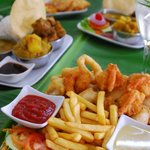 Seafood Platter @ The New Nadi Farmers Club