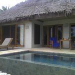 Our Spa Pool Villa