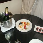 In room service