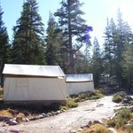 Tolumne Meadows Lodge tent sites