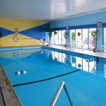 Take a relaxing swim in our indoor pool.