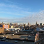Manhattan-Brooklyn Skyline