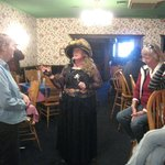 """Lady Mariah evokes the """"spirits"""" in the Gold Nugget bar"""