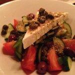best Greek salad north of Toronto