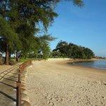 3km de plage privée