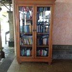шкаф для книг. в основном немецкие