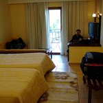 View of room -- very spacious