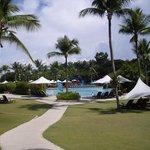 La piscine principale