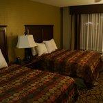 2 double beds in bedroom 2