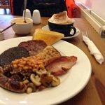 Alba Breakfast.