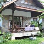 bungaloo coté piscine
