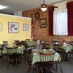 The Odd Fellows Cafe.