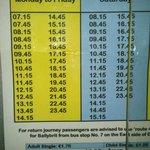 bus 03 timetable