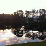 Morning sunrise from balcony 4623