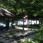 l'hôtel porte bien son nom : Paradise !