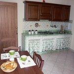 Cucina di un appartamento