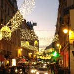 Christmas in the Marais