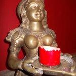 gourm india - statuetta ingresso