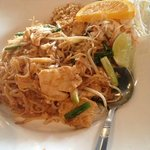 Pad Thai - lunch portion
