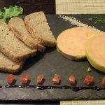 notre foie gras maison au naturel