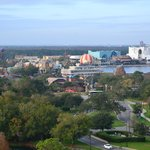 Disney World from Hotel