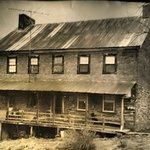 What home looked like in early 1800's