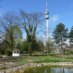 Florianturm mit Westfalenpark