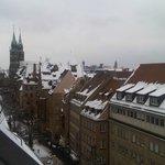 View from 704 towards the Altstadt